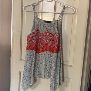 Thomas embroidered top - Stitch Fix
